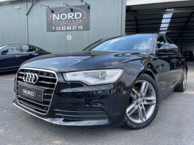 Audi A6 V6 3.0 TDI DPF 204 AMBITION LUXE bei B&D Cars (FR) in 8791 Beveren-Leie